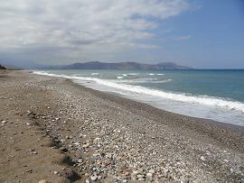 Kavros Beach, Crete, Kreta