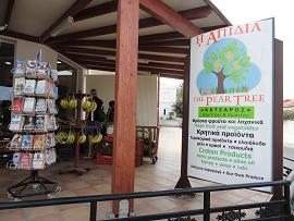Almyrida, The Pear Tree, Crete, Kreta