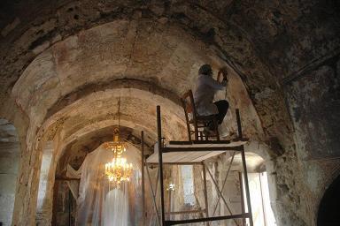 Deliana, Agios Ioannis Church, Kreta, Crete.