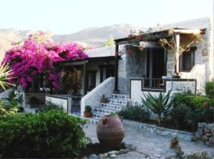 Kato Zakros, Hotel Yiannis Retreat.