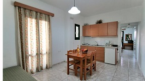 Sevini Apartments, Gouves Crete, Kreta.