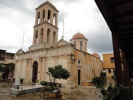 Gonia Monastery Kolymbari
