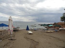 Afrata Beach, Crete, Kreta