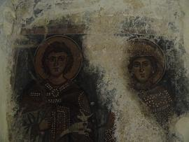 Agia Marina chapel in Ravdoucha