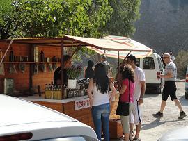 Topolia Gorge, Topolia Kloof, Kissamos, Kreta, Crete