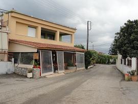 Sto Koufo im Porta Taverna in Koufos, Crete, Kreta