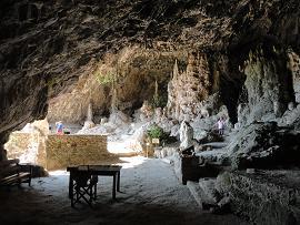Agia Sophia Cave, Crete, Kreta