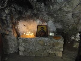 Agia Sophia Cave, Kissamos, Kreta, Crete