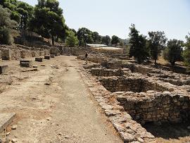 Agia Triada Crete, Kreta