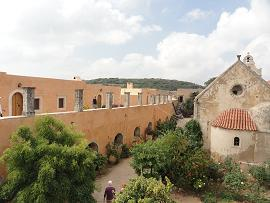 Arkadi Monastery Crete, Arkadi Klooster Kreta