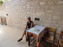 Eleftherna Taverne Crete, Kreta
