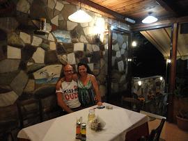 Mouragio Restaurant in Agia Pelagia, Crete, Kreta