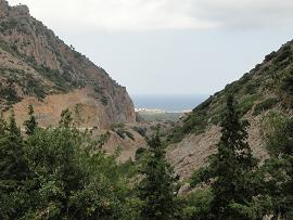 Selinari Monastery, Crete, Kreta