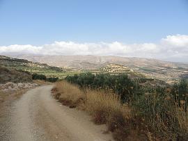 Farmakokefalo, Crete, Kreta