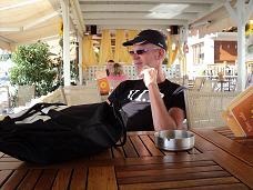 Ilios Cafe Makrigialos, Crete, Kreta