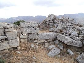 Ancient Town of Praisos, Crete, Kreta