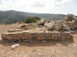Ancient Town of Praisos, Crete, Kreta