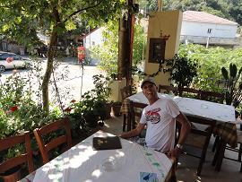 Kamares Taverna in Elos, Kissamos, Kreta, Crete