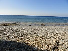 Koutsouras Beach, Handras, Crete, Kreta