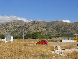 Koutsouras Beach, Crete, Kreta