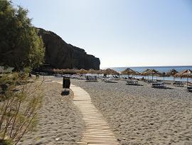 Achlia Beach, Crete, Kreta