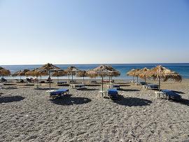 Achlia Beach, Handras, Crete, Kreta