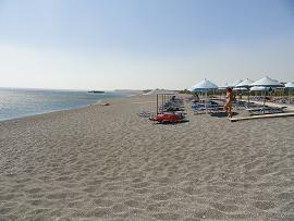 Ferma Beach, Handras, Crete, Kreta