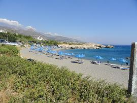 Ferma Beach, Crete, Kreta