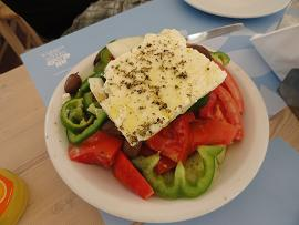 Kakkos Bay Hotel Taverna, Ferma Beach, Handras, Crete, Kreta
