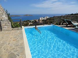 Elounda Solfez villas op Kreta