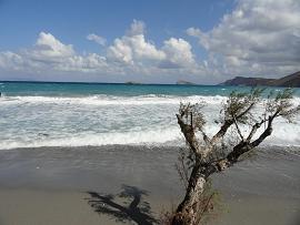 Pachia Ammos Beach, Crete, Kreta