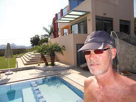 Luury Villa Provarma Hills, Crete, Kreta