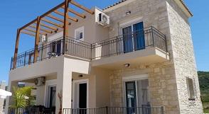 Azure Beach Villas, Nopigia Beach, Kissamos, Crete, Kreta