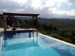 Villa Azure, Kera Beach, Almirida, Kreta