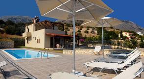 Villa Thea in Kournas / Georgioupoli, Crete, Kreta