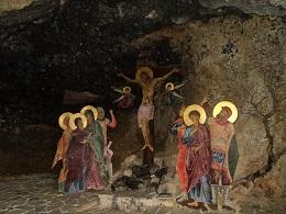 Agios Ioannis Cave in Kissamos, Crete, Kreta