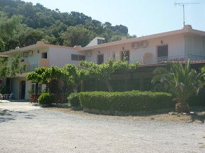 Nikos & Anna Rooms, Rodakino Beach, Crete, Kreta