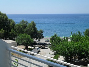 V & C Paradise Apartments, Rodakino, Korakas Beach, Crete, Kreta