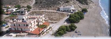 Alexander Beach Hotel, Kalimaki Beach, Crete, Kreta