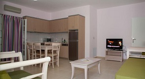 Myrtini Apartments, Mirtos, Crete, Kreta