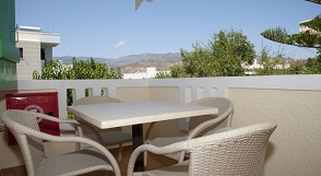 Myrtini Apartments, Mirtos, Crete, Kreta