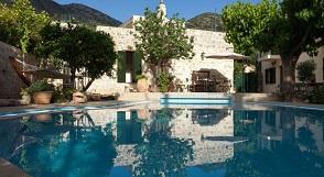 Bali, Villa Aleva, Crete, Kreta.