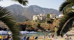 Bali, Hotel Bali Blue Bay Crete, Kreta.