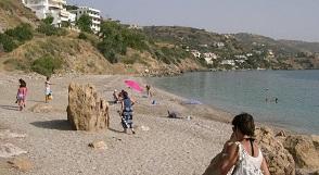 Pantanassa, Pantanasa beach, Crete, Kreta.