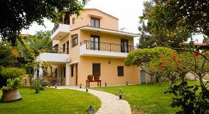Villa Karteros, Karteros beach, Crete, Kreta.