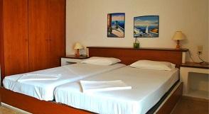 Ariadni Apartments, Karteros beach, Crete, Kreta.
