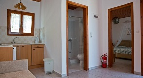 Limenaria Apartments - Mochlos, Crete, Kreta.