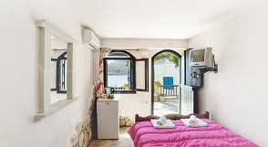 Kato Zakros, Coral Rooms