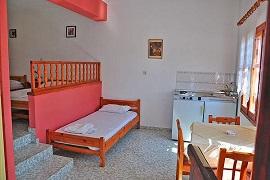 Kato Zakros, Ambeles Apartments