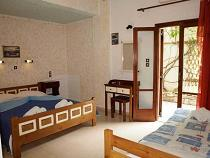 Hotel Sofia in Matala, Crete, Kreta